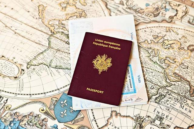 Làm visa Pháp tại HCM
