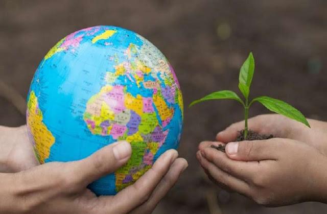 घर में रह कर मनाएं विश्व पृथ्वी दिवस