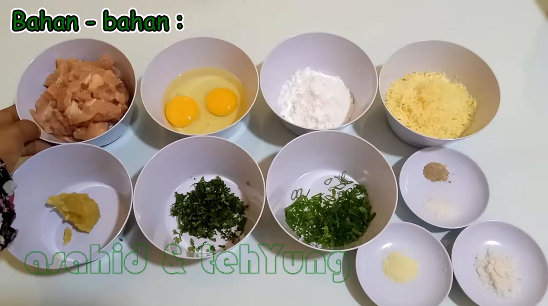 Cara Membuat Nugget Ayam Homemade Resep Dan Review Asahid Tehyung