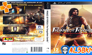 تحميل لعبة Prince Of Persia The Forgotten Sands psp iso مضغوطة لمحاكي ppsspp