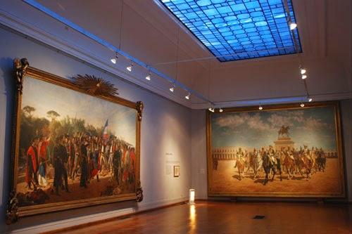 Museu de Belas Artes Juan Manuel Blanes em Montevidéu