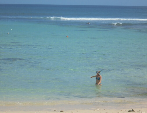 Labuan Sait Pecatu, Labuan Sait Beach Bali