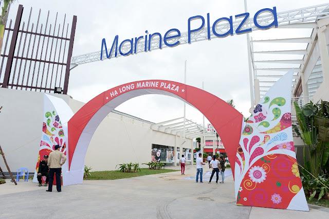 Trung tâm thương mại Halong Marine Plaza