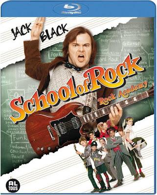 School Of Rock 2003 720p | 480p BRRip ESub x264 [Dual Audio] [Hindi 5.1ch - Eng] 950Mb |350Mb