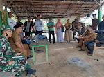 Penentuan Tapal Batas Gampong Geulumpang Payong dan Gampong Alue Rangan