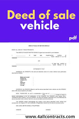 ,deed of sale pdf download