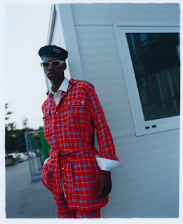 INYIM Media Fashion Outdoors: Stephane Doye Is Shot By kelly a.koffi!