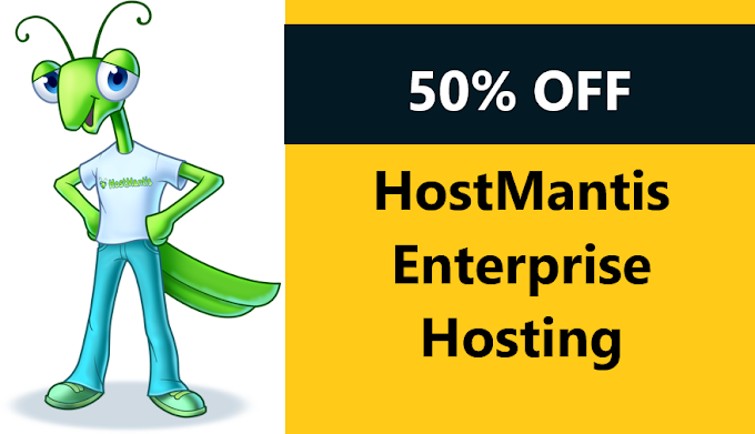 25% off HostMantis Enterprise Hosting Coupon New Purchase