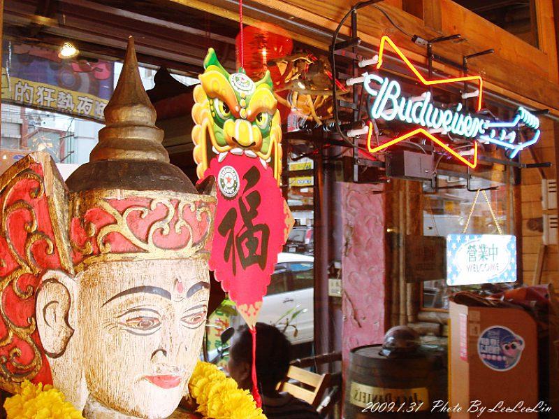 恆春墾丁大街美食|湄南海音樂餐廳