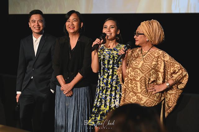 《当时明月在 BACK TO YOU》 一部会令你感动的大马故事 | 首映礼红地毯众星绚丽登场 Jasmine Suraya Chin陈香郿