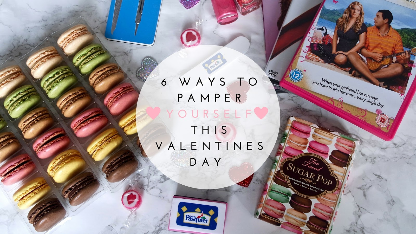6 Ways To Pamper Yourself This Valentines Day
