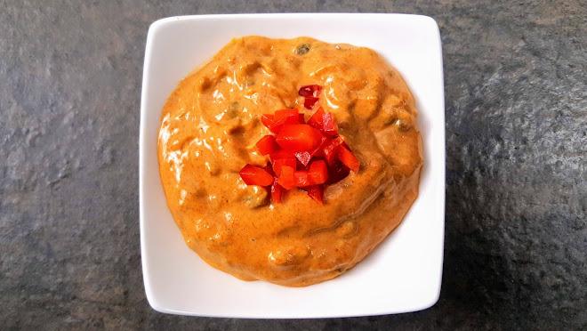 Sauce Paprika
