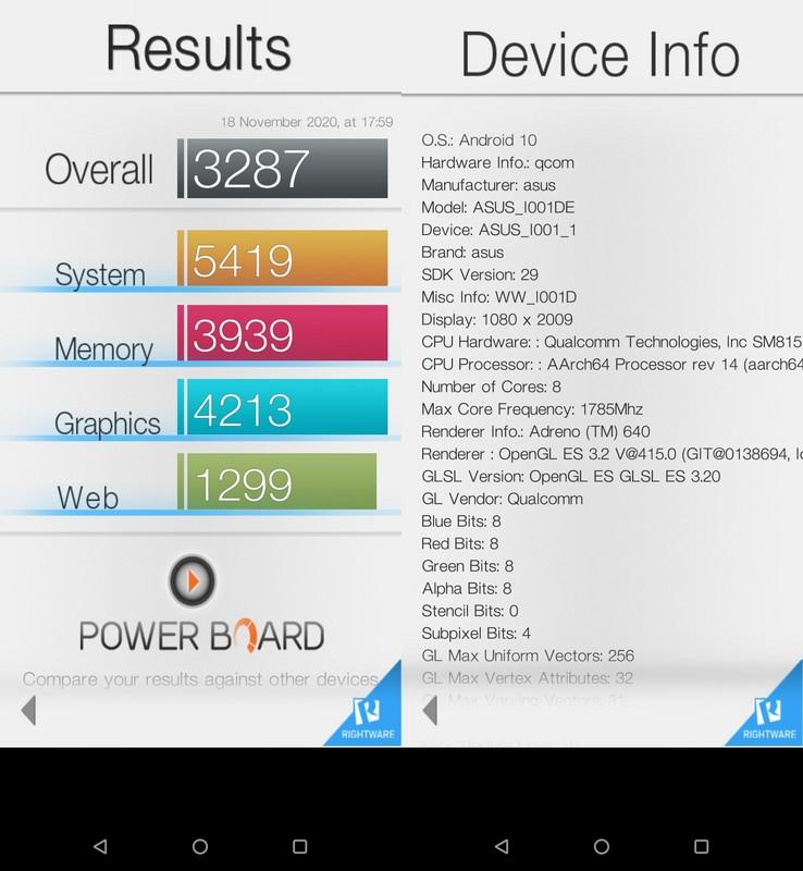 Benchmark AnTuTu Asus ROG Phone II Bertenaga Qualcomm Snapdragon 855 Plus