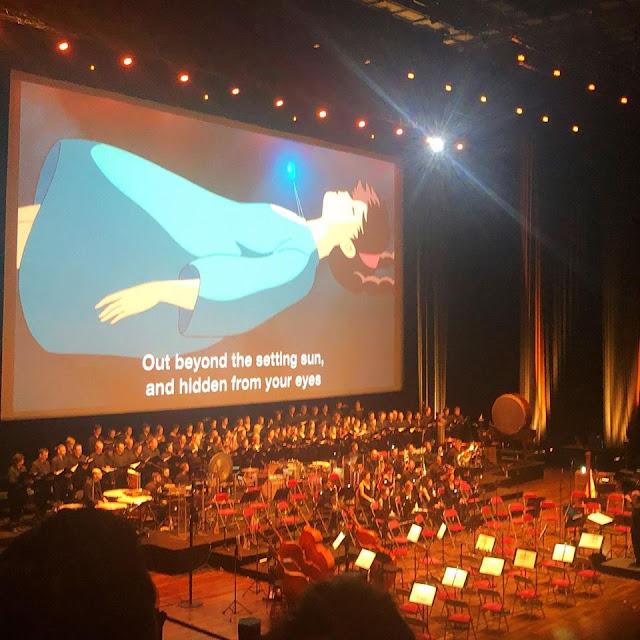 Concert symphonique de Joe Hisaishi Studio Ghibli