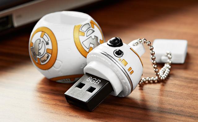 USB bellek dolu ama boş görünüyor