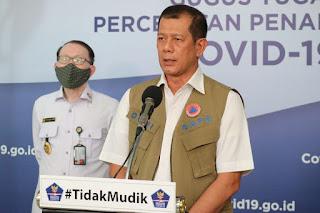 Jokowi Kena Skak Mat Doni Monardo: Pak Anies Benar, 20 RS Rujukan Penuh Pasien COVID-19