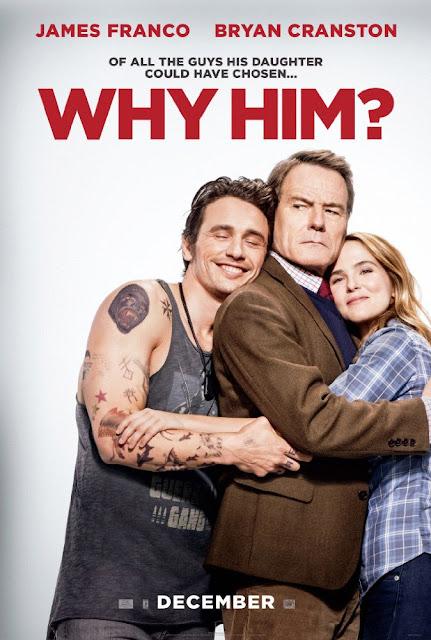 Why Him? (2016) Movie Sinopsis - James Franco, Zoey Deutch