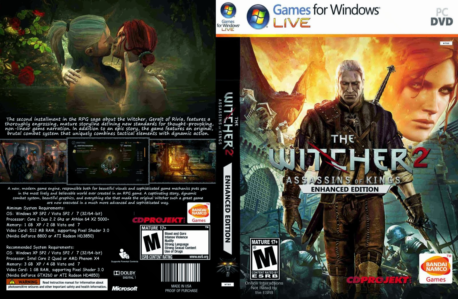 The witcher enhanced edition skidrow how to install bertylexperts.