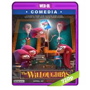 Los hermanos Willoughby (2020) WEB-DL 720p Audio Dual Latino-Ingles
