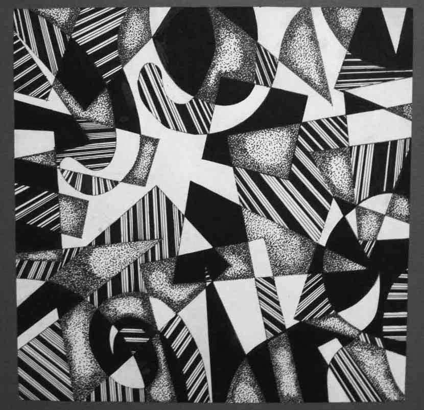 Belajar Grafis Desain: [GJ11] Komposisi 2Dimensi - Tekstur