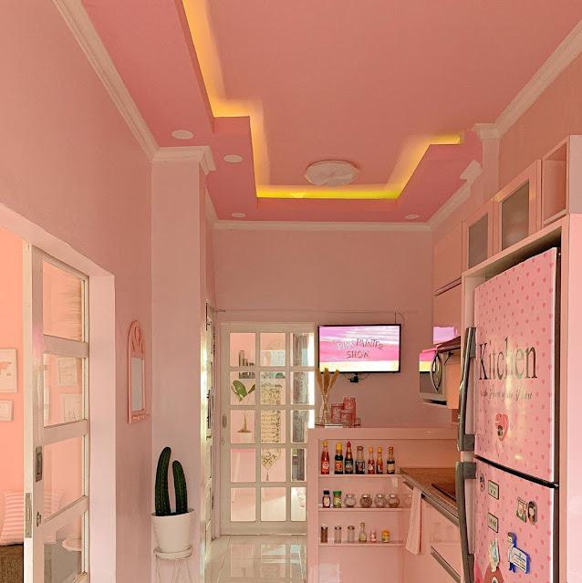 Interior Plafon Rumah Minimalis Modern