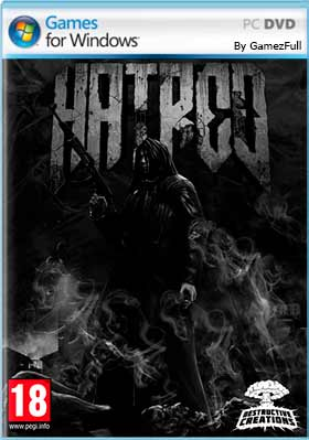 Hatred + Survival Dlc PC Full Español