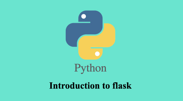 Introduction to flask