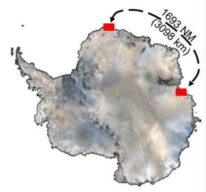 EXPLAINED : अंटार्कटिका में कोरोनोवायरस अभी तक एक भारतीय चिंता क्यों नहीं है