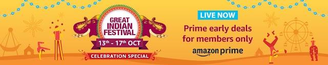 Diwali offer - 10% instant + Bonus up to 10,000 INR.