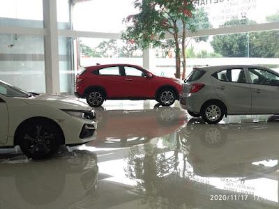 Honda Mandiri Bogor ( PT. Mandiri Perwira Raya Motor )