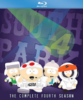 South Park Season 4 Blu-ray