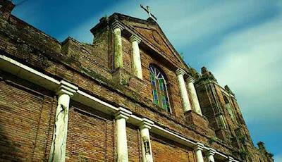 Gereja Nueva Segovia di Filipina