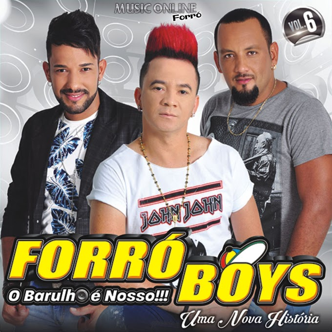 FORRÓ BOYS - Vol. 6