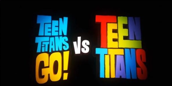 Teen Titans Go Crossover