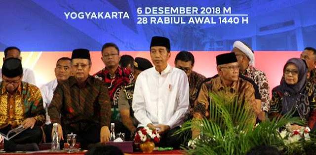 Jokowi Diminta Pertimbangkan Kader Muhammadiyah Jadi Menteri, Ini Nama-namanya
