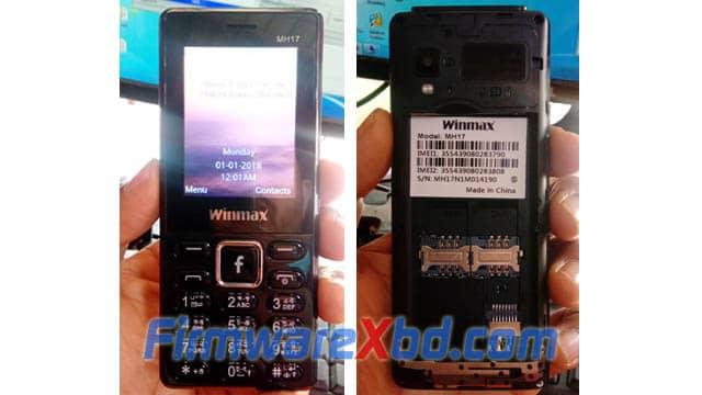 Winmax MH17 Flash File Download