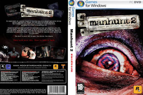 Manhunt 2 [Pedido][PC][MF]