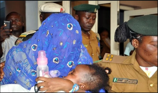 Do You Remember Maryam Sanda? the woman who allegedly killed husband, she's been granted bail