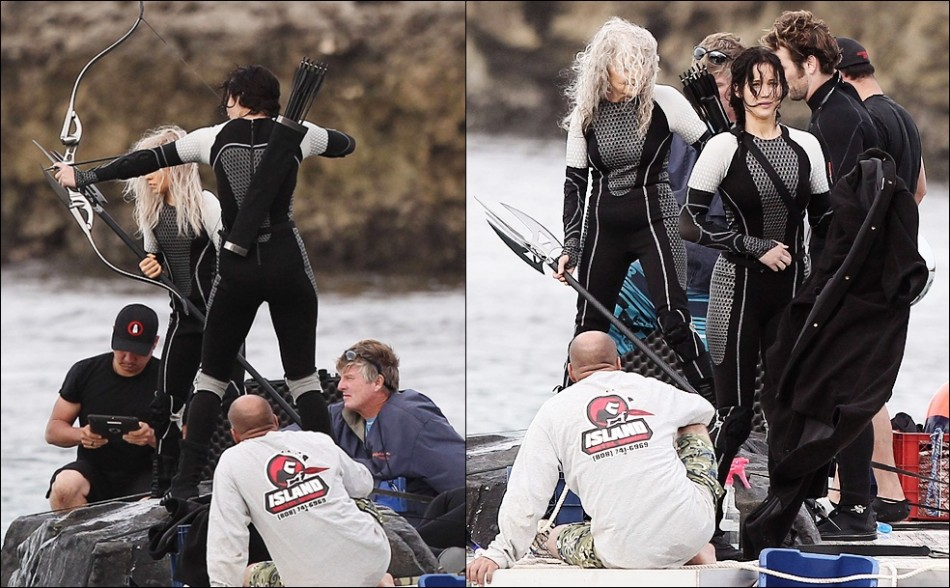 Catching Fire Shooting Locations / Making Photos ~ The ...
