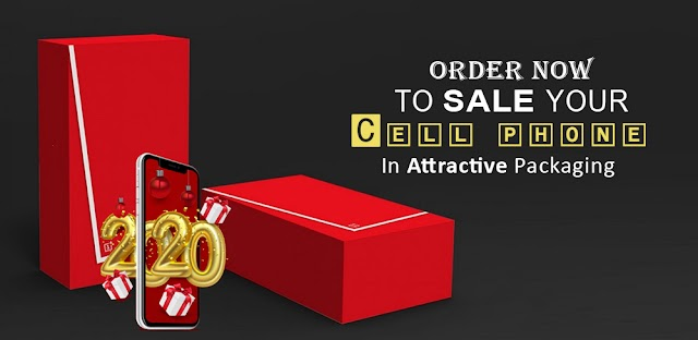 Order Now to Sale Your Cell phones In Attractive Packaging