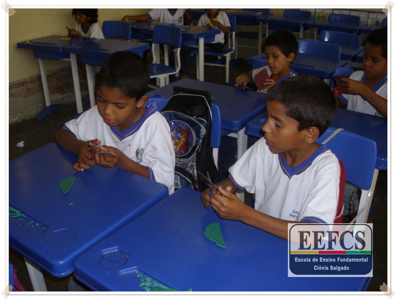 Artesanato Na Escola Ensino Fundamental ~ Escola de Ensino Fundamental Clóvis Salgado Artesanato na Escola