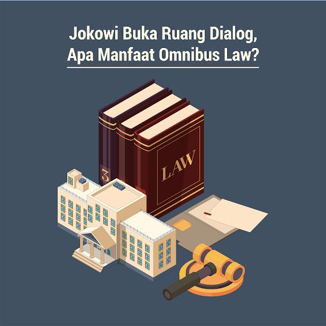 Apa Manfaat Omnibus Law
