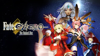 Tutorial Install game Fate/EXTELLA: The Umbral Star di Android + SAVE DATA