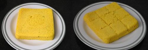 spongy dhokla