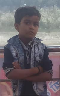 बालक के अपहरण की सूचना पर मचा हड़कम्प | #NayaSaberaNetwork