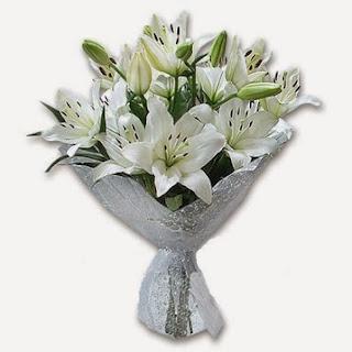 bunga tangan toko bunga cibubur
