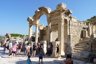 Templo de Adriano.