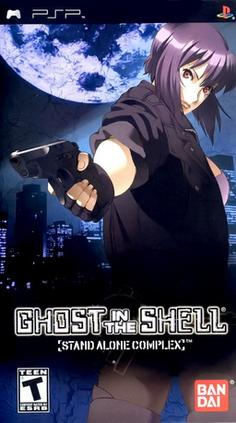 ROMs - Ghost in The Shell - Stand Alone Complex - PSP Download