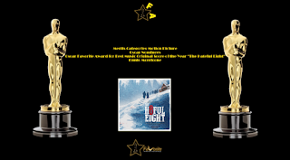 oscar favorite best music original score award ennio morricone the hateful eight