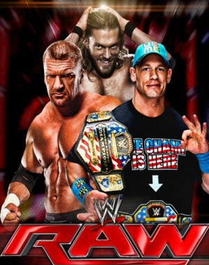 WWE Monday Night Raw (18th March 2019) English 400MB HDTV Download